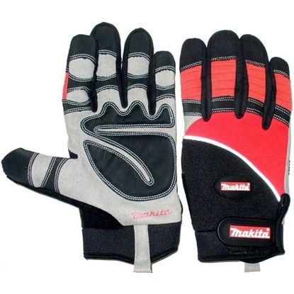 Obrázok pre výrobcu MAKITA P-70910 antivibračné rukavice XL