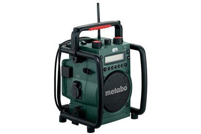 Obrázok pre výrobcu Metabo RC14,4-18 Aku. rádio 602106000