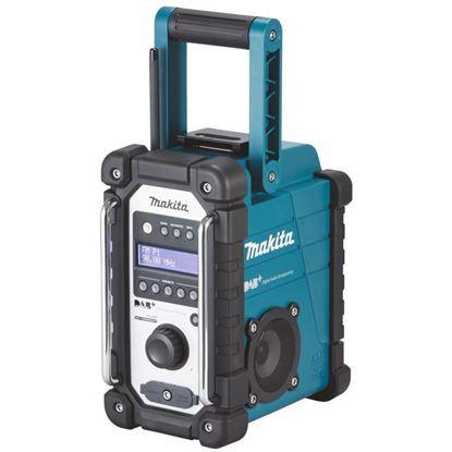 Obrázok pre výrobcu Makita DMR110 aku. rádio