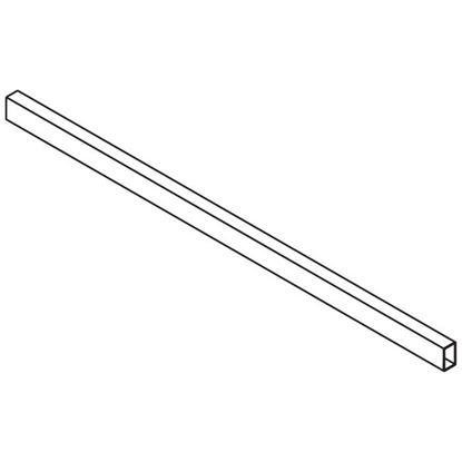 Obrázok pre výrobcu BLUM ZRG.1104Q réling priečny Orga-line šedý