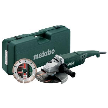 Obrázok pre výrobcu Metabo W 2200-230 SET (690843000) uhl. brúska 230 mm