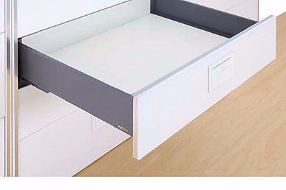 Obrázok pre výrobcu Zásuvkový komplet SMARTBOX 400 biely Stredný - Dopredaj