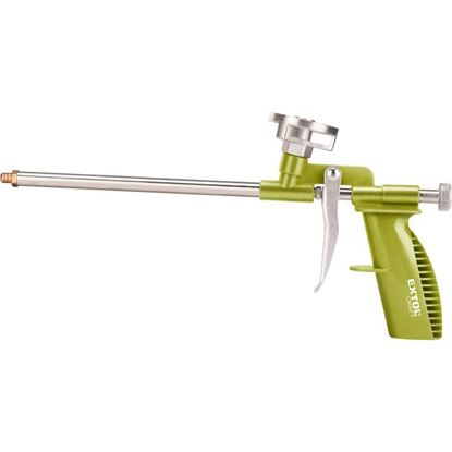 Obrázok pre výrobcu Extol Craft 85011 Pištoľ na aplikáciu PUR peny, plastová rukoväť