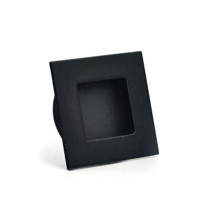 Obrázok pre výrobcu GTV UZ-00B226-20 úchytka zadlabávacia čierna štvorcová