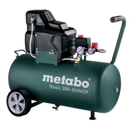 Obrázok pre výrobcu METABO BASIC 280-50 W OF bezolejový NEW 601529000