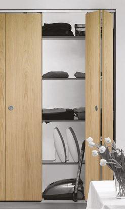 Obrázok pre výrobcu LAGUNA Sada na lámacie 2 dvere BIFOLD LUX 15 kg 9995