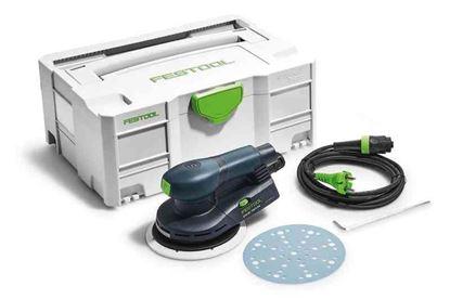 Obrázok pre výrobcu FESTOOL ETS EC 150/5 EQ-Plus brúska excentrická 575042