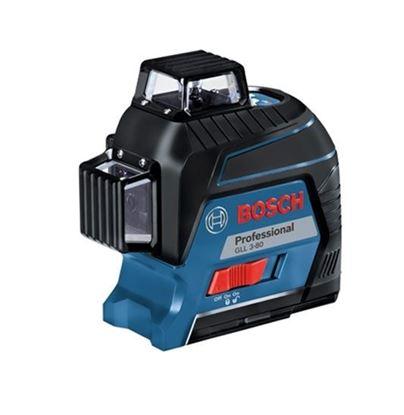 Obrázok pre výrobcu BOSCH GLL 3-80 Multifunkčný líniový laser 0601063S00