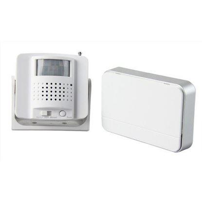 Obrázok pre výrobcu Solight 1D05 bezdrôtový dverový senzor biely