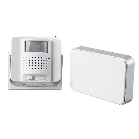 Obrázok Solight 1D05 bezdrôtový dverový senzor biely