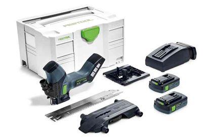 Obrázok pre výrobcu Festool ISC 240 Li 3,1 EB-Compact Aku. píla na izolačné materiály 575607