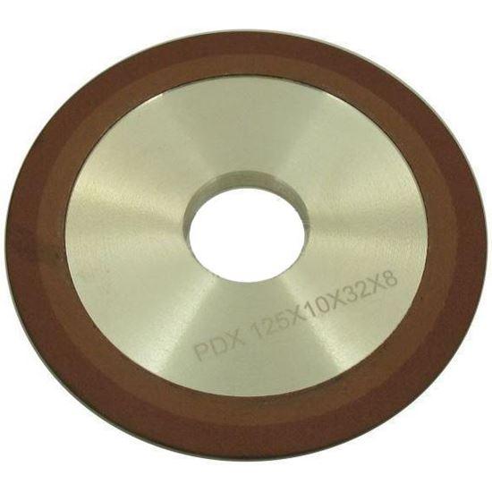 Obrázok Brúsny diamantový kotúč na ostrenie vídiových píl 150 x 10 x 32 mm, XL-TOOLS 2.tpw150