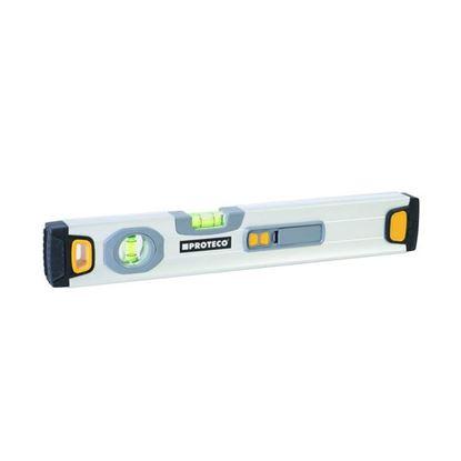 Obrázok pre výrobcu Proteco vodováha s laserom 40 cm 10.05-V04-0400