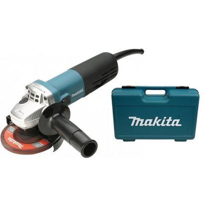 Obrázok pre výrobcu MAKITA 9558HNRK uhl. brúska 125 mm