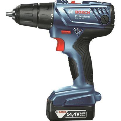 Obrázok pre výrobcu Bosch GSR 140-LI aku. vŕtací skrutkovač 06019F8000