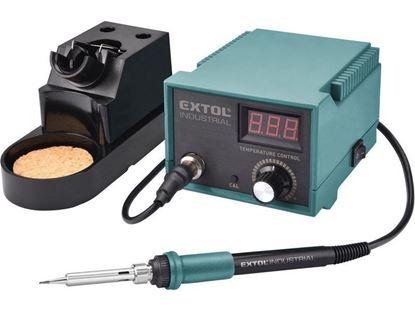 Obrázok pre výrobcu EXTOL Spájkovacia stanica s digitálnou reguláciou teploty 40 W 8794520