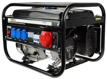 Obrázok pre výrobcu KELTIN K00256 elektrocentrála 230/400 V,výkon 1 500 W/230V
