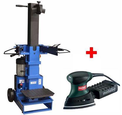 Obrázok pre výrobcu Güde  DHH 1050/10 TP štiepačka na drevo 2004 + zadarmo Metabo FMS 200 Intec