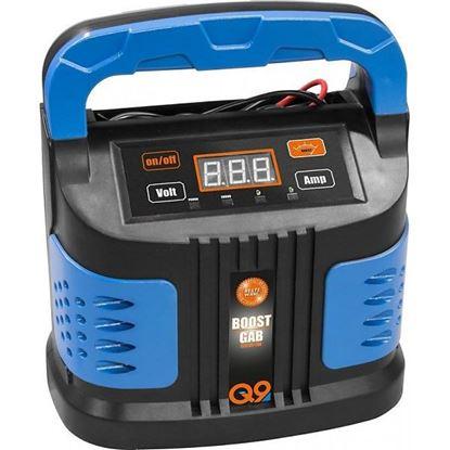 Obrázok pre výrobcu Güde GAB 12V/6V-10A-BOOST automatická nabíjačka batérií 85142