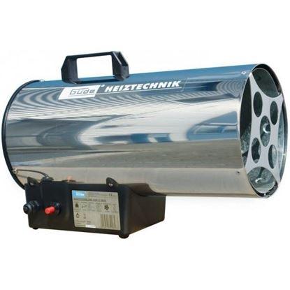 Obrázok pre výrobcu Güde GGH 17 INOX plynový ohrievač 85006