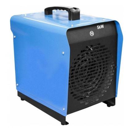 Obrázok pre výrobcu Güde GEH 5000 ohrievač elektrický 85126