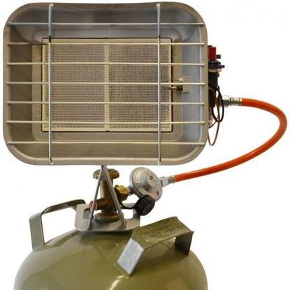 Obrázok pre výrobcu Güde GHS 4200 PIEZO žiarič plynový 17306