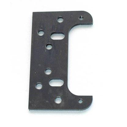 Obrázok pre výrobcu ANSELMI A3.M5 montážna platnička kovová 3mm