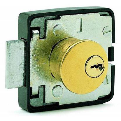 Obrázok pre výrobcu Zámok FAB 462, nábytkový, 2 kľúče, Ms
