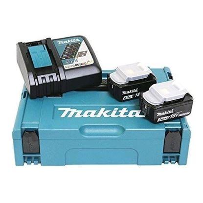 Obrázok pre výrobcu MAKITA 197494-9 sada akumulátor + nabíjačka