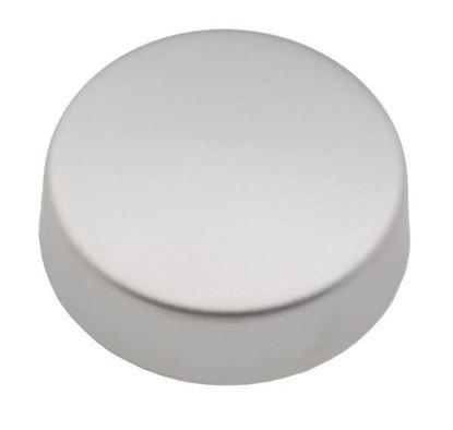 Obrázok pre výrobcu Krytka okrúhla k závesom SAMET mat.chróm 3623-3