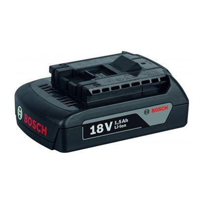 Obrázok pre výrobcu BOSCH akumulátor GBA18V 1,5 Ah 1600Z00035 DOPREDAJ