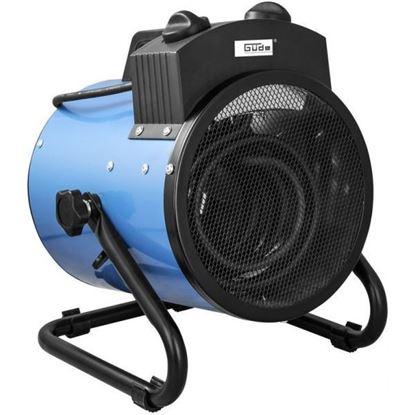 Obrázok pre výrobcu Güde ohrievač elektrický GEH3000 85124