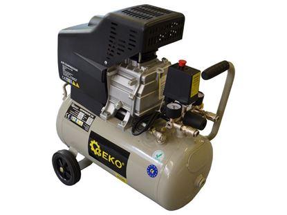 Obrázok pre výrobcu Geko kompresor olejový 1-piestový 24L G80300