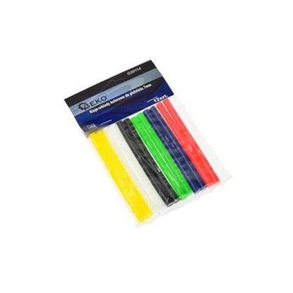 Obrázok pre výrobcu Geko Tavná tyčinka 7 x 100 mm, farebné, 12 ks G20114