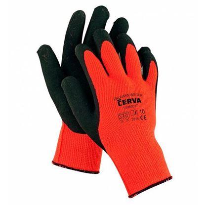 Obrázok pre výrobcu EXTOL rukavice nilon/latex na zimu