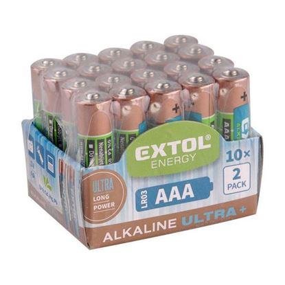 Obrázok pre výrobcu EXTOL tušková batéria  1,5 V / AA 42013 cena je za 1ks