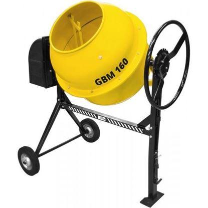 Obrázok pre výrobcu Güde miešačka na betón GBM160 55456