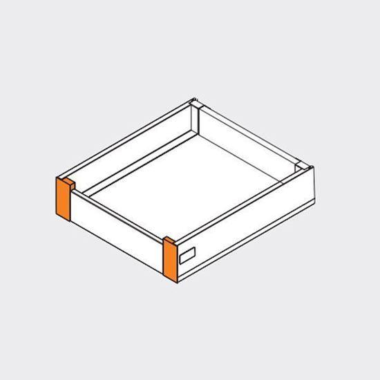 Obrázok LINOS-box držiak vnut.zás. A/B/C