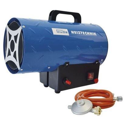 Obrázok pre výrobcu Güde Plynový ohrievač GGH 10 L 85112