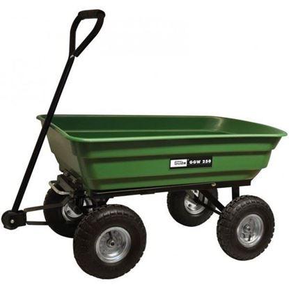 Obrázok pre výrobcu Záhradný vozík Güde GGW 250 94336