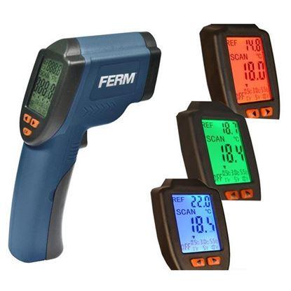 Obrázok pre výrobcu Ferm teplomer infračervený ITM 1001
