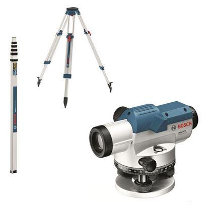 Obrázok pre výrobcu BOSCH nivelák set GOL32D + BT160 + GR500 06159940AX