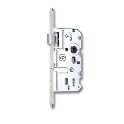 Obrázok pre výrobcu Zámok dverový HOBES s kľúčom K-220