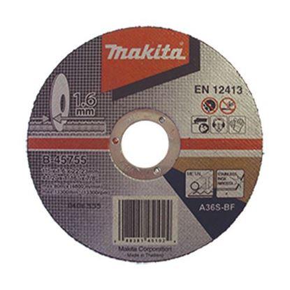 Obrázok pre výrobcu MAKITA  B-45755 rezný kotúč na kov 115 x 1,6