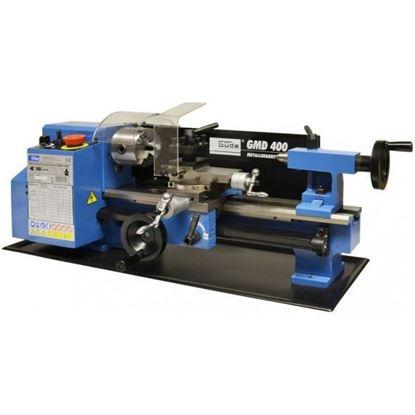 Obrázok pre výrobcu Güde Mini sústruh GMD 400 48132