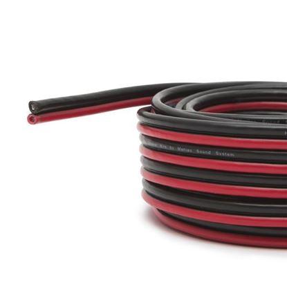 Obrázok pre výrobcu Globiz kábel reproduktorový dvojlinka 2 x 0,5  15m NX20082