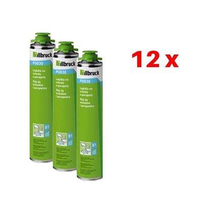 Obrázok pre výrobcu 12 x ILLBRUCK lepidlo PU030 750 ml. na schody a parapety