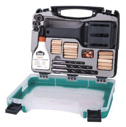Obrázok pre výrobcu WOLFCRAFT univerzálny box na kolíky 6/8/10 mm 4645000