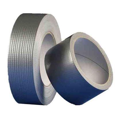 Obrázok pre výrobcu Univerzálna textilná páska 30mm x 25m - strieborná B797TE
