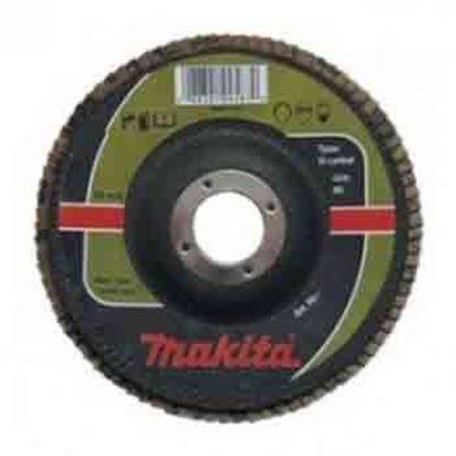 Obrázok pre výrobcu MAKITA  kotúč brúsny 125 x 22 K80 B-65355